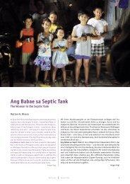 Ang Babae sa Septic Tank - Arsenal