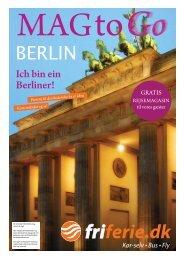 Shopping for alle i Berlin! - Dansk Fri Ferie