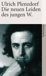 Die neuen Leiden des jungen W. - eBook.de