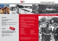 VeRANStALtUNGeN 2012 - Geschichtswerkstatt Augsburg