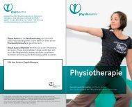 Wer profitiert von Physiotherapie? - Nickelsdorf
