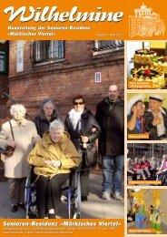 Senioren-Residenz »Märkisches Viertel« Senioren ... - Poli.care