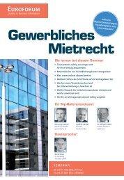 Gewerblic Mie Gewerbliches Mietrecht - Dornbach