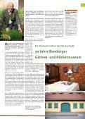 Gärtnerstadt Die - Landesgartenschau Bamberg - Seite 5