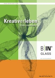Kreativerleben - Glas Berger GmbH