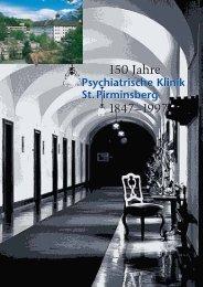 Psychiatrische Klinik St.Pirminsberg - Psychiatrie-Dienste Süd