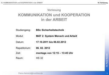unternehmensberatung - Bergische Universität Wuppertal