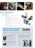 Filters and Service that Go the Distance - Donaldson Company, Inc. - Page 5