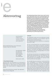 Aktenvortrag - Anwaltsblatt Karriere