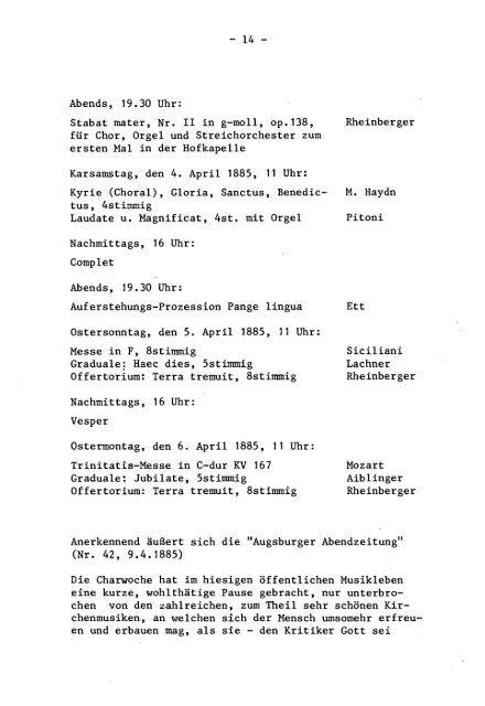 josef gabriel rheinberger briefe und dokumente seines lebens