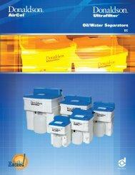 Donaldson DS oil/water separators - Donaldson Company, Inc.