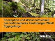 Präsentation von Dr. Joosten (MKULNV NRW) - Geplanter ...