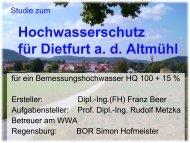 Die Hochwasser-Studie als PDF - Donaukurier