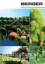 Arboriculture et Viticulture - Julius Berger GmbH + Co. KG