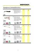 Paysagisme et Jardinage/Sylviculture - Julius Berger GmbH + Co. KG - Page 3