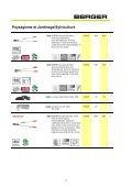 Paysagisme et Jardinage/Sylviculture - Julius Berger GmbH + Co. KG - Page 4