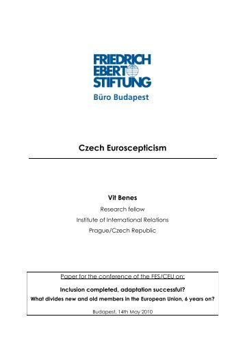 thesis euroscepticism Scholars have argued that euroscepticism has become mainstream across europe by means of a qualitative comparison of media coverage in 2009 and 2014, this chapter explores the extent to which this is the case in mediated public debates mainstreaming would entail a changing rhetoric in mediated .