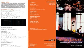 Programm (479 KB) - Mumok