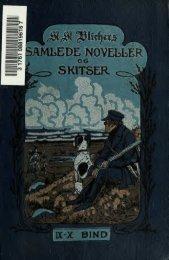 Samlede Noveller og Skitser