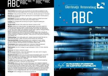 abc abc - Glentevejs Antennelaug