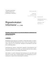 Nr. 1/2006 - Rigsadvokaten