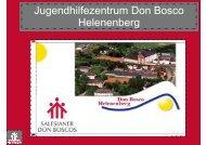 durch Ausbildung - Don Bosco