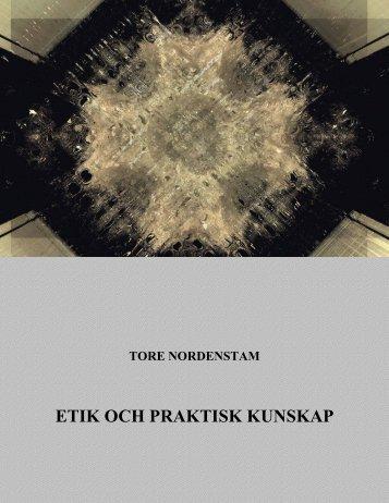 etik och praktisk kunskap - e www.torenordenstam.se