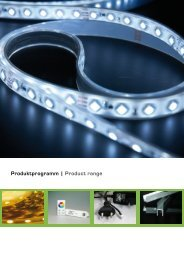 Flexible LED strips - peru
