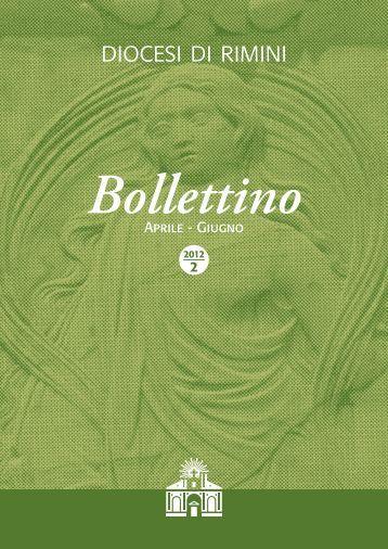 Bollettin - Diocesi di Rimini