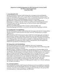 Unsere Allgemeinen Geschäftsbedingungen stehen Ihnen als pdf zur