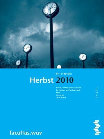 Herbst 2010 - PLANET WEB | EDV Dienstleistungs GmbH