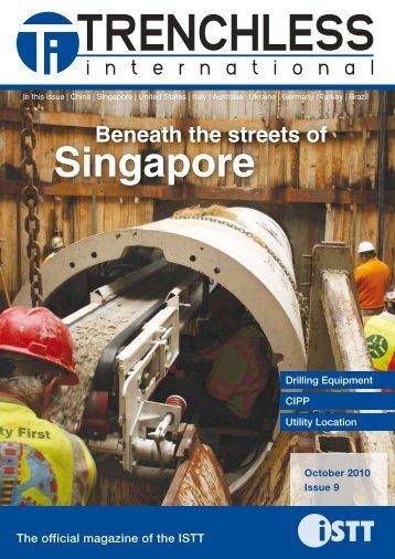 Singapore - Trenchless International