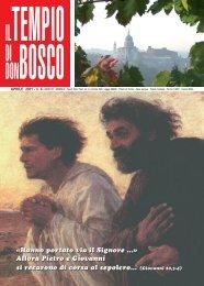 «Hanno portato via il Signore ...» Allora Pietro e ... - Colle Don Bosco