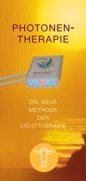 PHOTONEN - THERAPIE - Praxis Doris Benesch