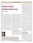 Turning Lemons into Lemonade: Effective Tactical ... - Benesch - Page 2