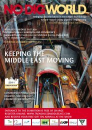 KEEPING THE MIDDLE EAST MOvING - TRENCHLESS MIDDLE ...