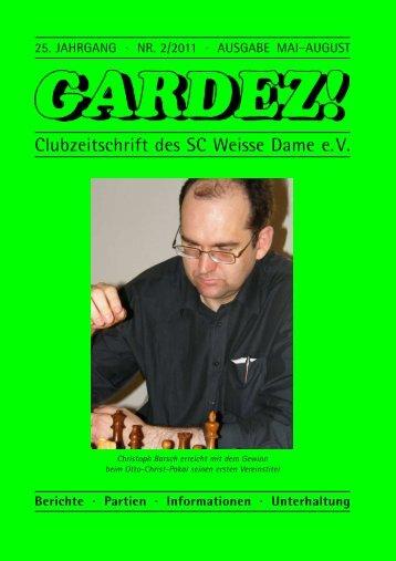 die kombi-ecke - Schachclub Weisse Dame eV