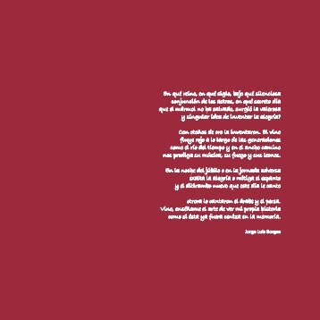 carta de vinos - Room Lounge Bar