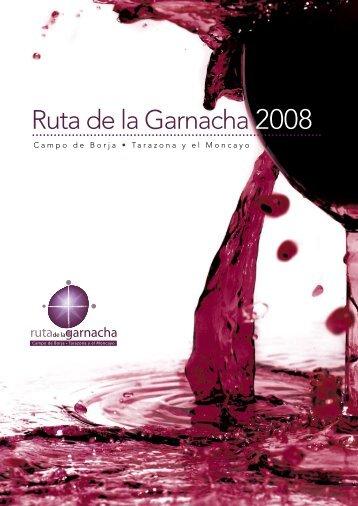 Ruta de la Garnacha (PDF) - Bodegas Ruberte