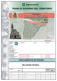 A – PREMESSA - Comune di Ponte in Valtellina