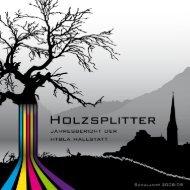 Holzsplitter 2009 - HTL & HTBLA Hallstatt