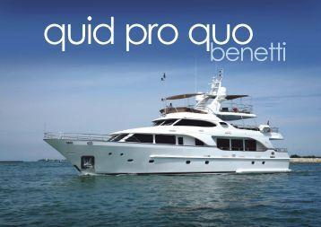 benetti - Blue Water Yachting