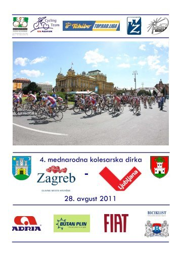 Stran 10 Cilj - Adria Mobil Cycling