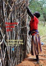 Rapporto attività 2011 - Africa Mission
