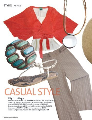 CASUAL STYLE - Ottawa At Home