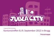 Pressemappe - JublaCity