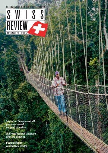 Switzerland - Schweizer Revue