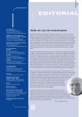 Wenn Katastrophen zuschlagen - Rotary Schweiz - Seite 3