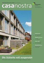 casanostra Nr. 107 herunterladen als pdf - hausverein.ch