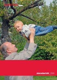 Jahresbericht - Caritas Aargau